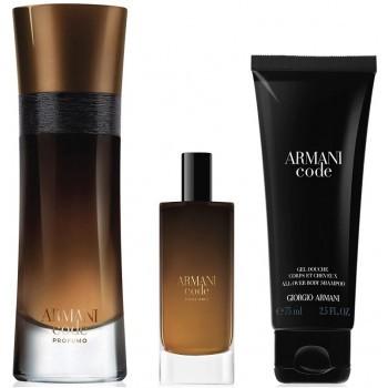 5007d34319c05 Giorgio Armani Code Homme Profumo Giftset bij Parfumswinkel - Parfüm kaufen  Sie bei Parfumswinkel
